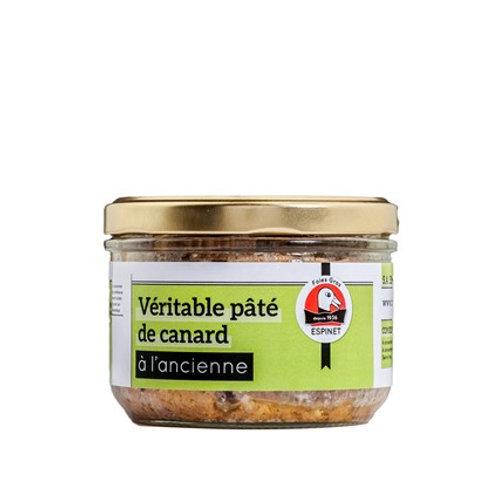 Pâté de Pato del Périgord IGP 190gr