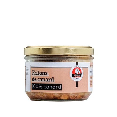 Fritons de Pato del Périgord IGP 100% Pato
