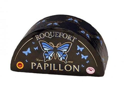 Queso de Oveja Roquefort (etiqueta negra) Papillon A.O.P 700gr