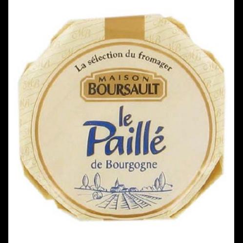 Queso de Vaca Le Paillé de Borgoña Boursalut 60% 185gr