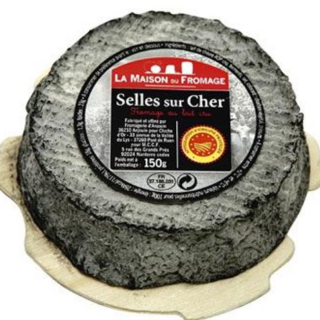 Queso de Cabra Selles sur Cher Cloche D'Or A.O.P 45% 150gr