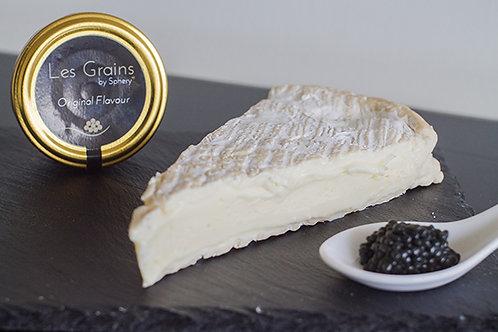 Perlitas esferificadas sabor trufa negra Grains Sphery 60gr