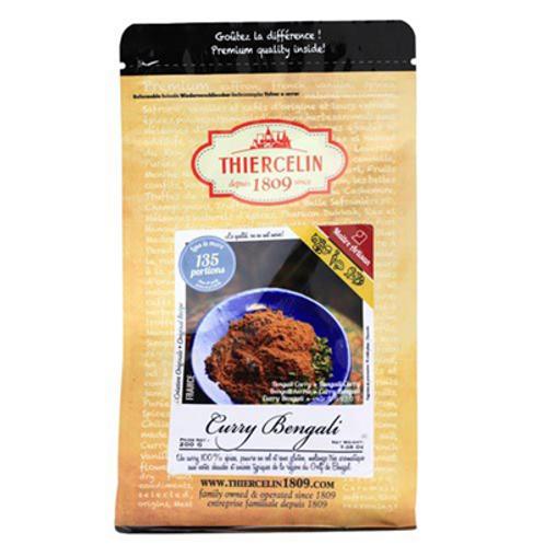 Curry Bengalí Thiercelin 200gr