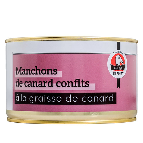 Manchon de Pato del Périgord IGP confitado 770gr