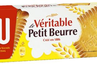 Galleta de Mantequilla Véritable Petit Beurre LU (6uds x 200gr)