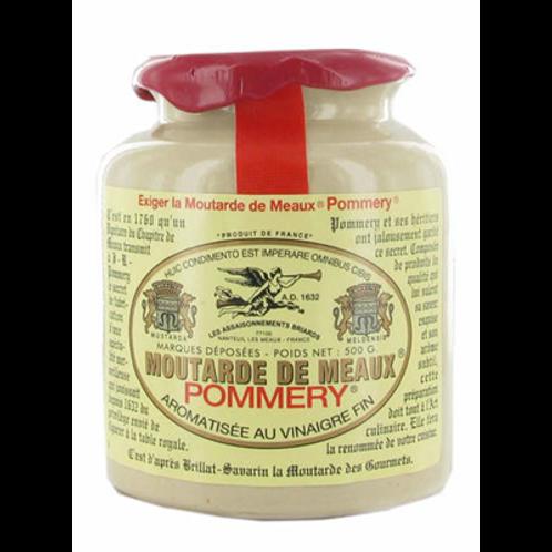 Mostaza de Meaux Pommery 500gr