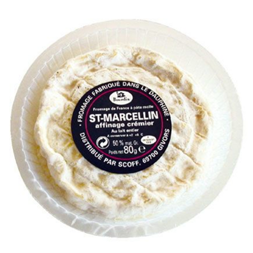 Queso de Vaca Saint Marcellin Bourdin 50% 80gr
