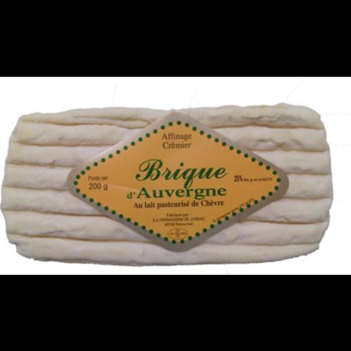 Queso de Cabra Brique d'Auvergne 45% 200gr