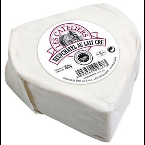 Queso de Vaca Coeur de Neufchâtel de Brag 45% 200gr
