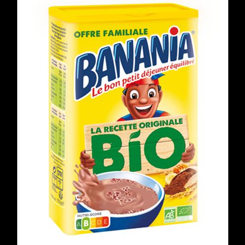Chocolate en Polvo BIO Banania 750gr