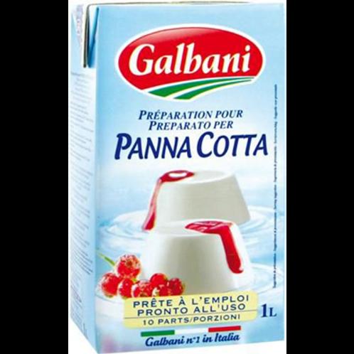 Preparación para Panna Cotta Galbani 14% mg 1L