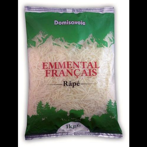 Queso de Vaca Emmental Rallado de Francia Domisavoie 1kg