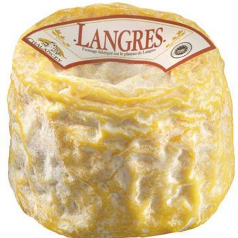 Queso de Vaca Langres Rians A.O.P 50% 180gr