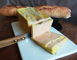 Foie Gras MI-CUIT del Périgord