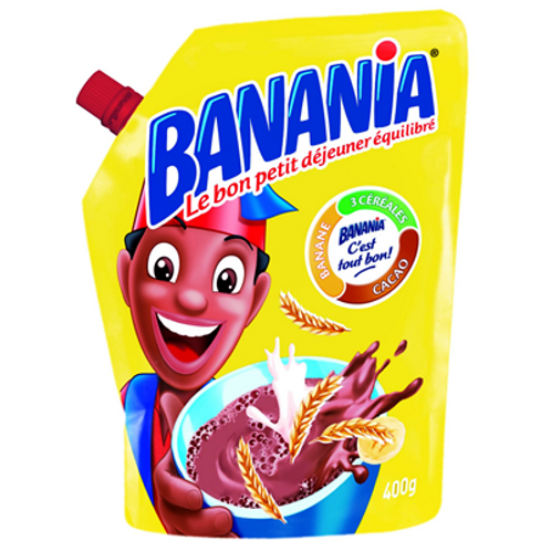 Chocolate en Polvo Banania 400gr