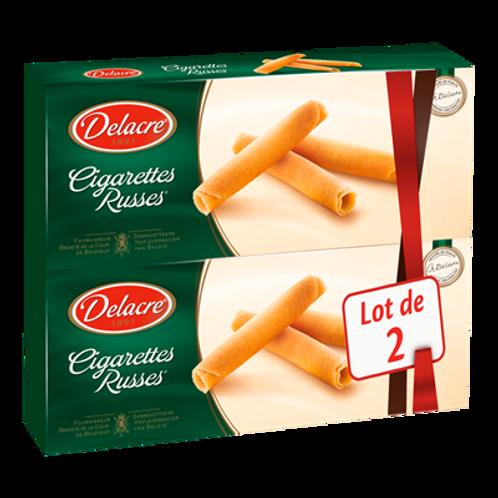 Galleta Cigarette Russe Delacre (2uds x 200gr)