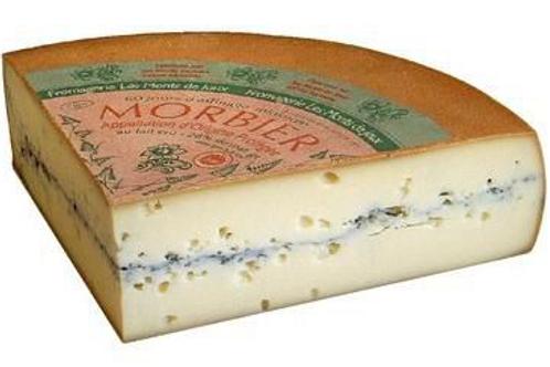 Queso Morbier A.O.P Les Monta de Joux 60 días 1.2/1.6kg