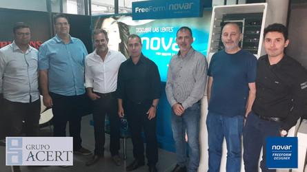 Reunião com a Acert (Brasil)