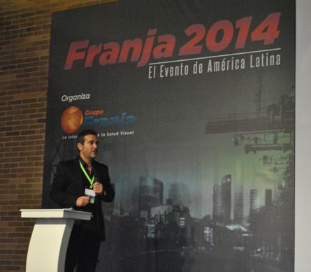 Franja 2014. El evento de América Latina