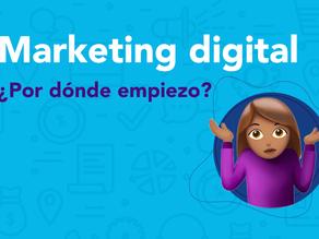 Empezando en Marketing Digital