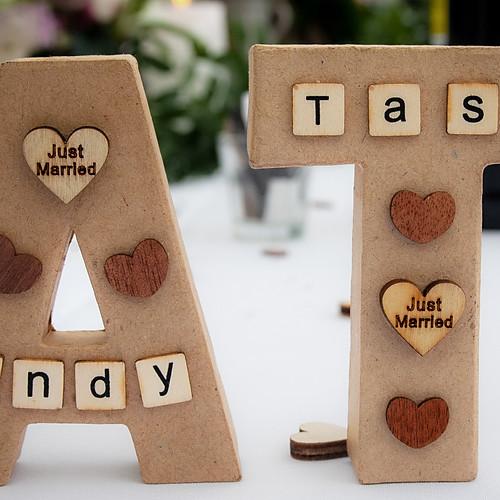 Natasha & Andy's Wedding