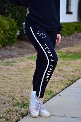 Tenth Talent Single Stripe Leggings