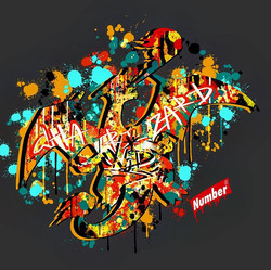 Art Work for Pokémon_🔥ChaRizard_リザードン🔥