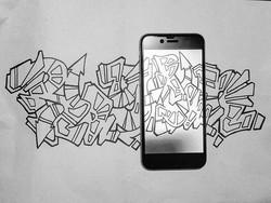 #graffiti_#graffiitiart_#rayban _#street