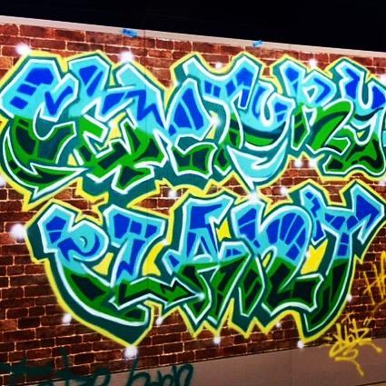 CENTURY PLANT_#graffiti#streetart#numberd#グラフィティ#ストリートアート#japanesegraffiti#落書きアート #montana94#ニューヨークス
