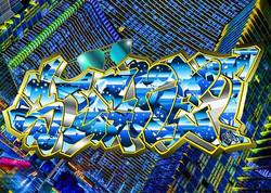 Ray-Ban Paris _SIGNET__#graffiti_#graffiart_#streetart_#montana94_#rayban_#numberd_#art_#artwork #グラ