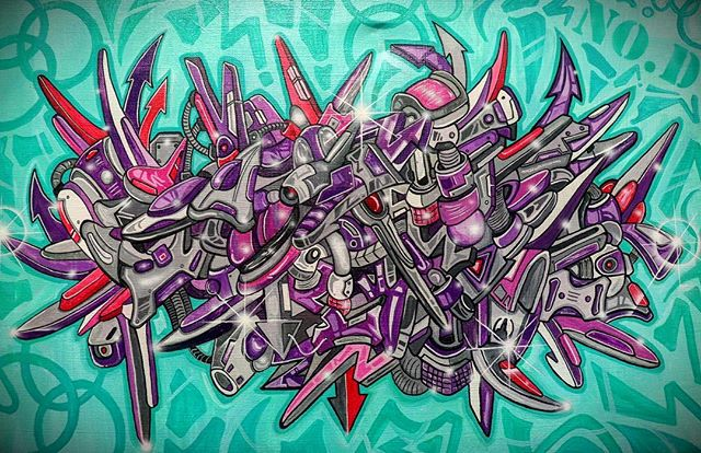old work_mechanical letter _#graffiti#gr