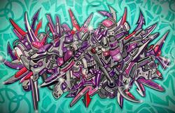 old work_mechanical letter _#graffiti#gr