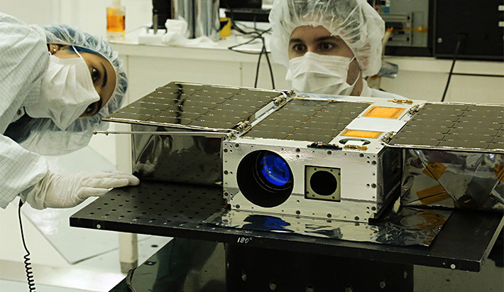 ASTERIA Extended Mission Team receives 2020 NASA Honor Group Achievement Award