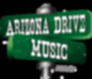 Arizona Drive Music (ASCAP) logo