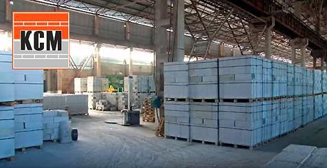 Старооскольский комбинат строительных материалов (КСМ)