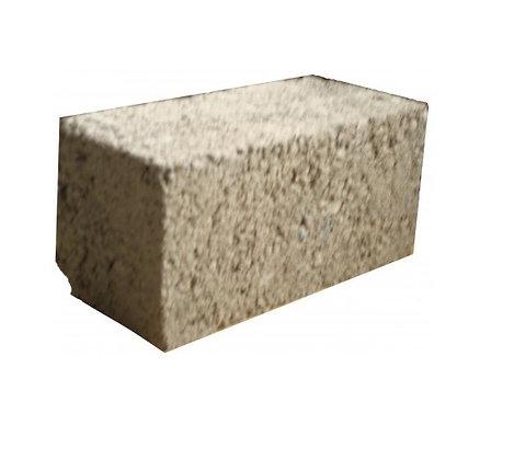 Блок керамзитобетонный полнотелый М50 Алексин