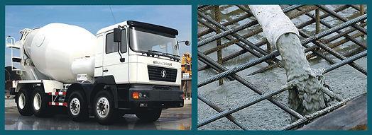 Есть возможность доставки бетона на любую стройплощадку в пределах Москвы и Московской области