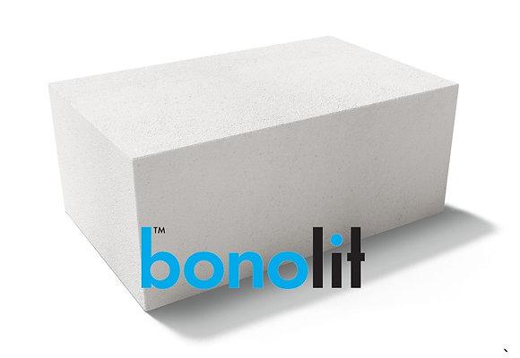 Газоблок стеновой Bonolit D500 ровный