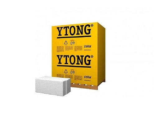 Стеновой блок YTONG 625х250х375 D500