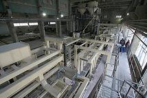 производство газосиликатных блоков на новой немецкой линии Wehrhahn