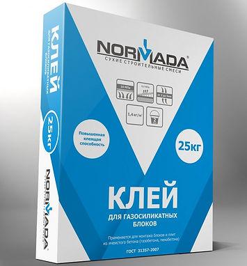 NORMADA - новая торговая марка сухих строительных смесей. Высочайшее качество по демократичным ценам