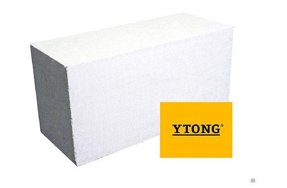 Газоблок Стеновой блок YTONG D500 паз/гребень