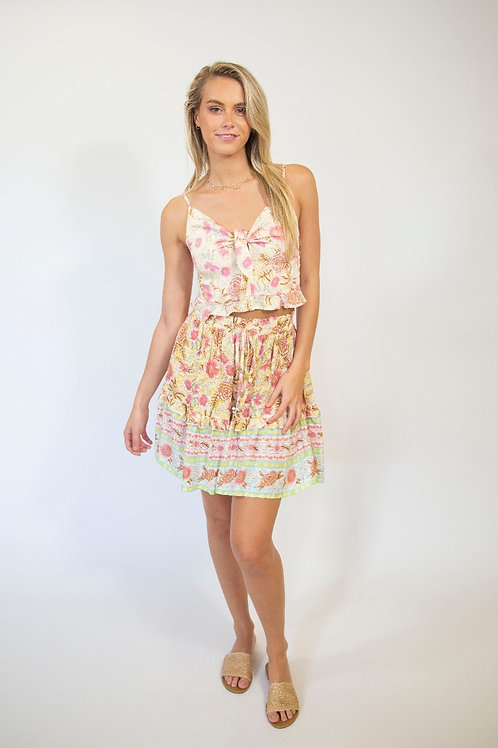 Hayley Rayon Skirt