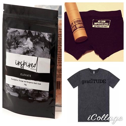Gifts For Him - Feel Good Men's Pack