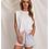 Thumbnail: Lola Tie Dye Cotton Shorts
