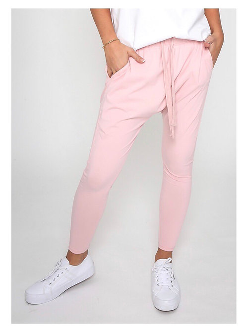 Leoni Jogger Pink Pants