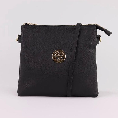 Jacqui Leather Handbag by Willow & Zac (multiple styles)