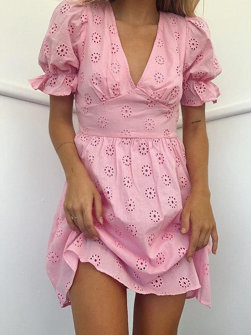 Amorini Cami 100% Cotton Dress
