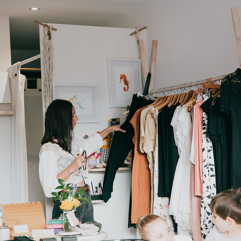 Fashion, Fizz and Friends - Personal styling, cocktails, nibbles and shopping afternoon