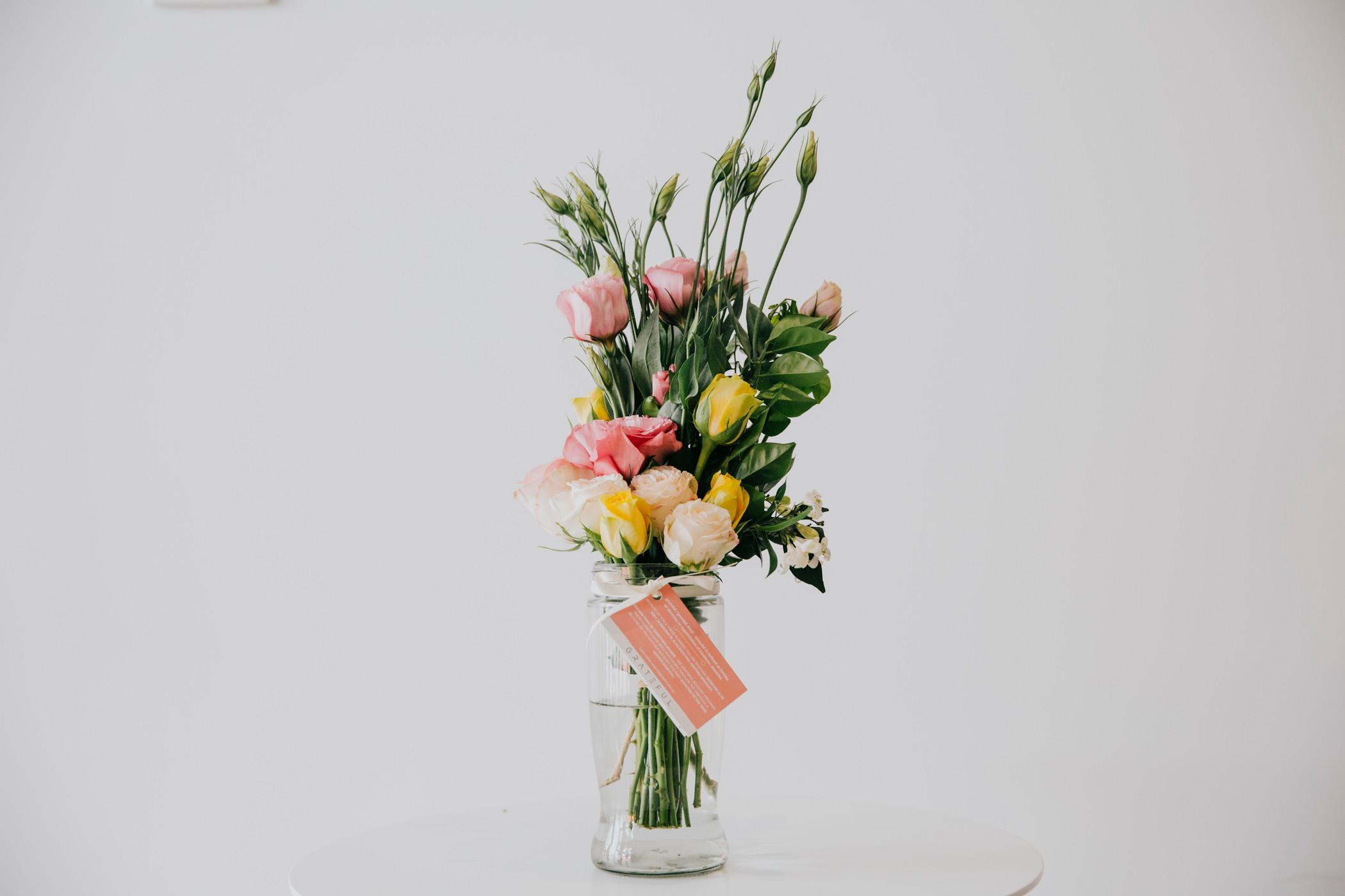 Big Grin Bouquet Weekly $45